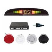 Sensor Estacionamiento Display Y Sonido Todos Los Colores