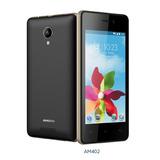Celular Libre Amgoo Am402 Negro 8gb Dual Sim 5mpx 4 Pulgads
