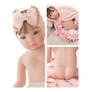 Bebê Reborn Barata Promoção Mamadeira Chupeta - 17 Itens