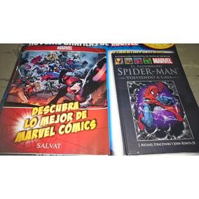 Marvel - Tomo Nº21 / Spider-man - Volviendo A Casa - Salvat