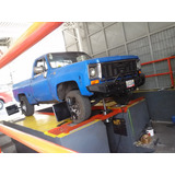 Defensa Mataburro C10 Pick Up Fabricante Culquier Modelo