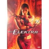 Elektra - - Marvel - Jennifer Garner - Dvd - Original!!