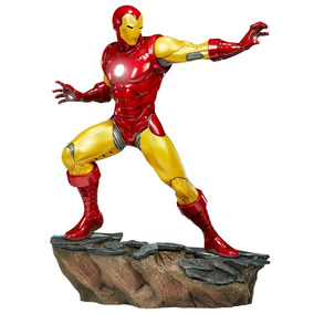 Iron Man Statue - Avengers Assemble - Sideshow Collectibles