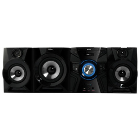 Mini System 1100w Rms - Philco Com Bluetooth - Ph1600bt