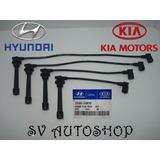 Cables Bujias Hyundai Tucson Elantra Kia Sportage Carens 2.0