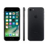 Iphone 7 Preto Brillante 256gb Anatel Lacrado Nota Fiscal