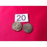 Moneda Con Error 10 Centavos Mazorca 1977 Y 1978 Clipet #20