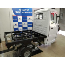 Motocarro Bajaj Re 4s ( Re 205d) Financiación & Asesoria.