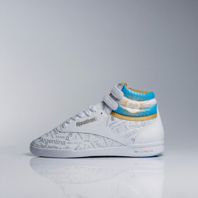 Zapatilla Reebok Freestyle Passion White - 3d Ultralite