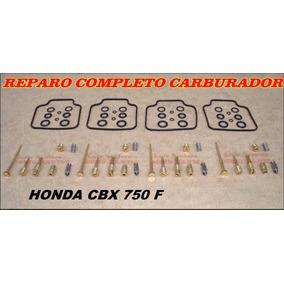 Reparo Completo Carburador Cbx 750 Com Boias