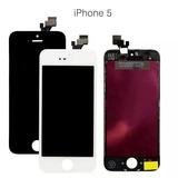 Tela Display Lcd Touch Iphone 5s 5c 5 5g + Película Vidro