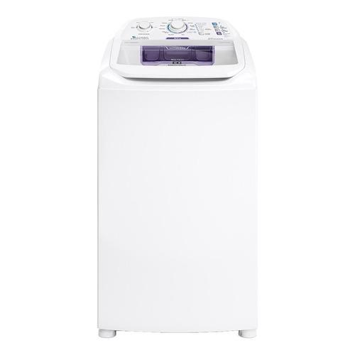 Lavadora de roupas automática Electrolux Turbo Economia LAC09 branca 8.5kg 220V