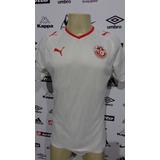 Camisa Seleção Tunísia Puma Tm/p