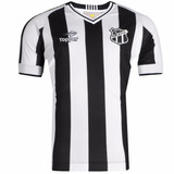 Camisa Oficial Ceara Topper 2017 Listrada + N.f