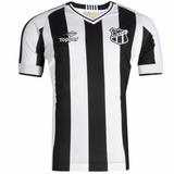 Camisa Oficial Ceara Topper 2016/17 Listrada + N.f