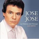 Jose Jose Cd La Historia Del Principe Los Exitos Made In U.s