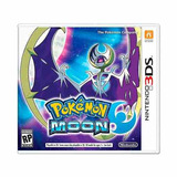 Juego 3ds Pokemon Moon