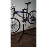 Soporte Banco De Trabajo Bicicleta Portabicicletas C/bandeja
