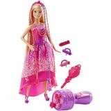 Barbie Reino De Peinados Magicos Princesa
