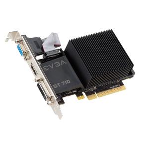 Placa De Video Vga Evga Geforce Gt 710 1gb