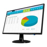 Monitor 24 Led Hp N246v 1920x1080 Hdmi Dvi Vga 60hz 1rm28aa