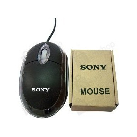 Mouse Optico Sony Remate Solo Hoy
