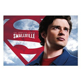 Smallville La Serie Completa Temporadas 1 A 10 Dvd