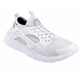 Tenis Para Dama Marca Pirma Color Blanco/gris Modelo 62