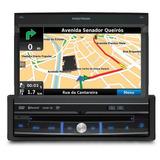 Dvd Player Positron Sp6920nav Retrátil 7pol Gps Tv Bluetooth