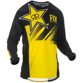 Jersey Todoterreno Fly Racing Kinetic Rockstar P hombre Md 63c845e2487