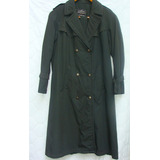 Piloto Impermeable Mujer Con Acrocel - Trench