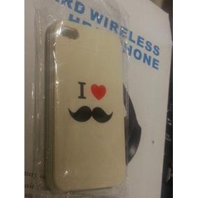 Funda Iphone 4 / 4s Mostacho