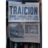 Iglesias. Peronismo Antivaticano. Documento Periodístico