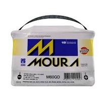 Bateria Automotiva Moura 12v 60ah