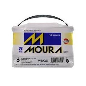Bateria Automotiva Moura 12v 60ah - Consulte O Frete
