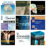 Pack De Libros De Anatomía