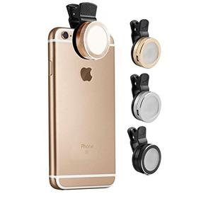Universal Mini Led Selfie Ring Bright Flash Light Cellphone