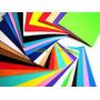 50 Planchas De Goma Eva De 1ra Todos Los Colores A Elegir