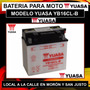 Bateria Yuasa Yb16cl-b Para Moto De Agua Jet Sky!!!!