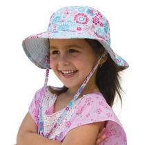 Gorra Heidi Niñas Feliz De La Flor Sombrero De Sol (5-12 Añ