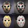 Mascara Jason Voorhees Sexta Feira 13 Halloween Original
