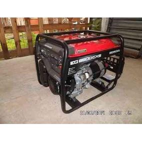 Generador De Luz Honda Eg-6500cxs