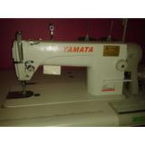 Maquina De Coser Recta Industrial Marca Yamata