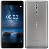 Smartphone Nokia 8 Dual Chip 64gb 4gb Ram Tela 5.3 + Nf