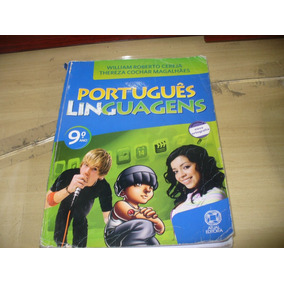 Livro Português Linguagens 9º Ano Cereja E Magalhães