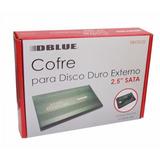 Cofre Porta Disco Duro 2.5 Sata 2.5 Sata Dblue