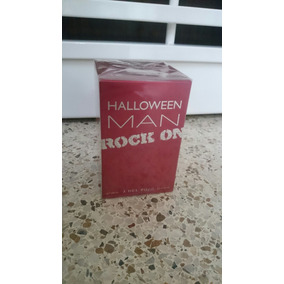Halloween Man Rock On Original 125ml 4.2 Fl.oz. Nueva