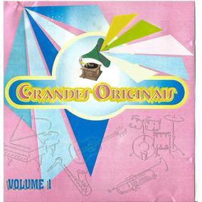 Cd - Grandes Originais - Volume 1 - 28 Hits