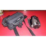 Camara Filmadora Canon Hf M300 Full Hd 1920x1080