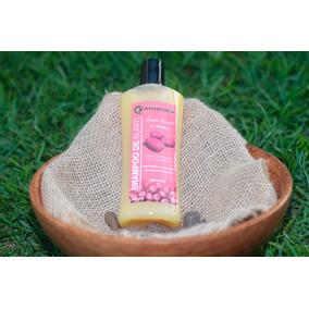 Shampoo Natural De Buriti Com Manteiga De Cupuaçu 300ml